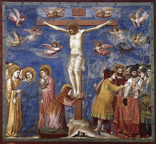 crucifixion giotto